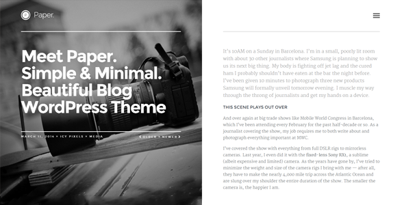 paper-responsive-wordpress-blog-theme
