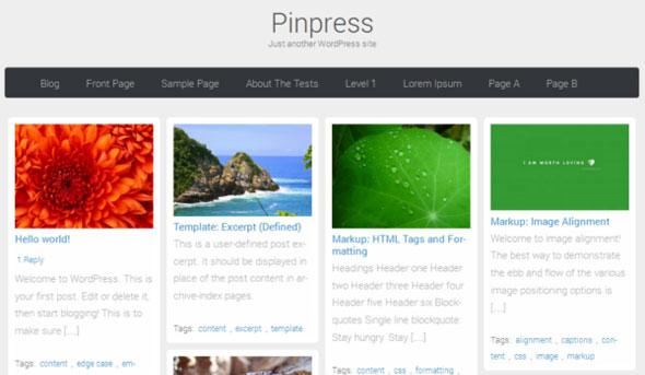 pinpress