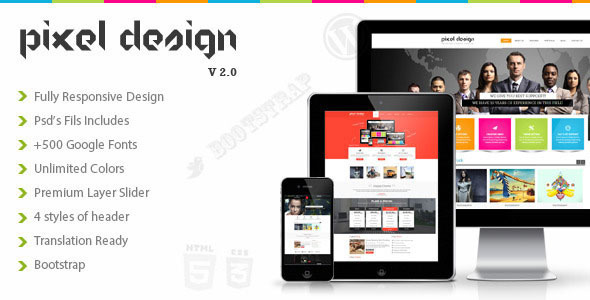 pixel-design-multipurpose-theme