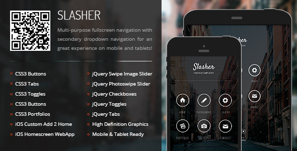 slasher-mobile-tablet-responsive-template