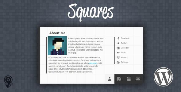 squares-html5-vcardportfolio-wordpress-theme