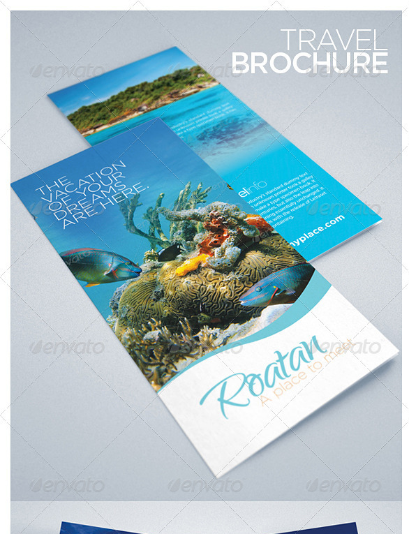 40+ Best Travel And Tourist Brochure Design Templates 2016