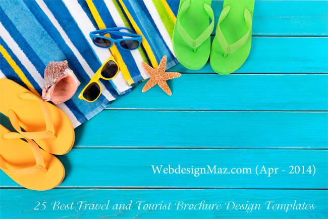 Best Travel and Tourist Brochure Design Templates