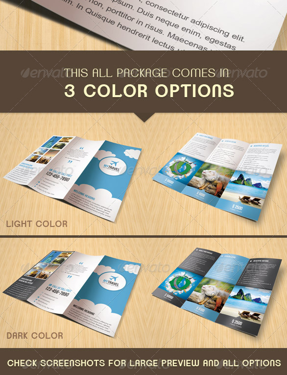 travel-business-trifold-brochure
