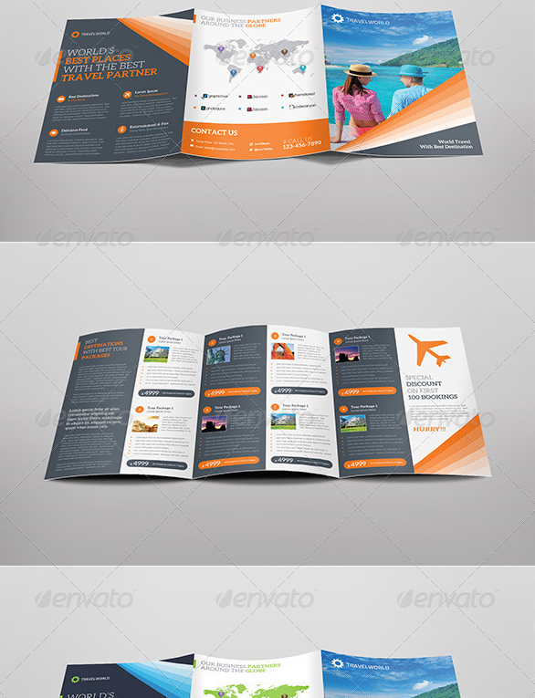travelworld-trifold-brochure