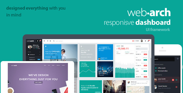 webarch-responsive-admin-dashboard-template