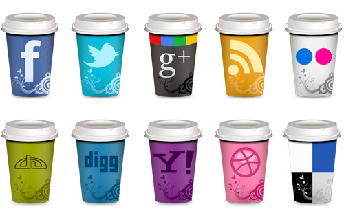 10-take-out-coffee-cup-social-icons-set-png
