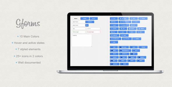 GoogleLike Forms