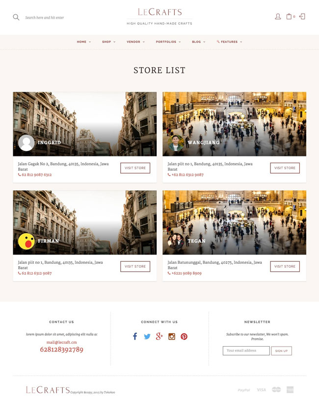 LeCrafts-Wordpress-WooCommerce-Marketplace-Themes