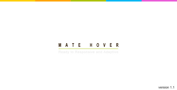 Mate Hover - jQuery Plugin