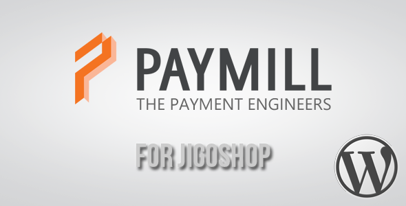 Paymill Gateway for Jigoshop