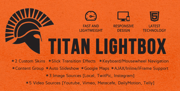 Titan Lightbox