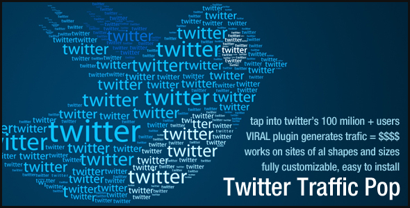 Twitter Traffic Pop