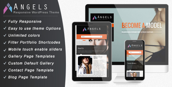 angel-fashion-model-agency-wordpress-cms-theme