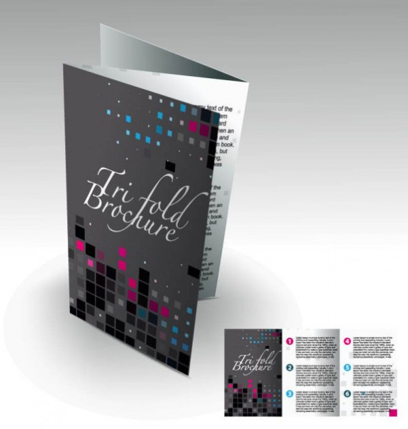 black-triptych-brochure-template-with-squares