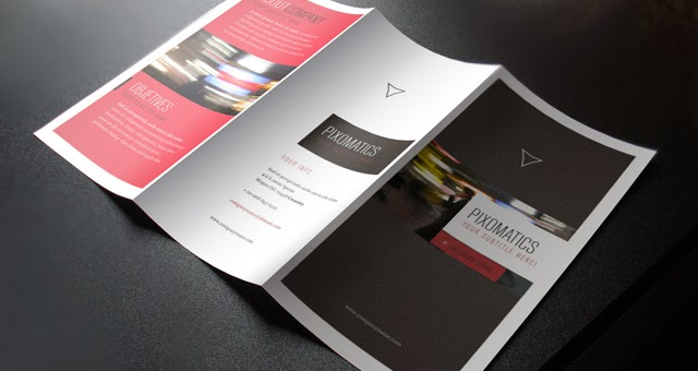 Free Brochure Vector Design Templates