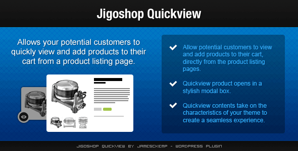 Jigoshop Quickview