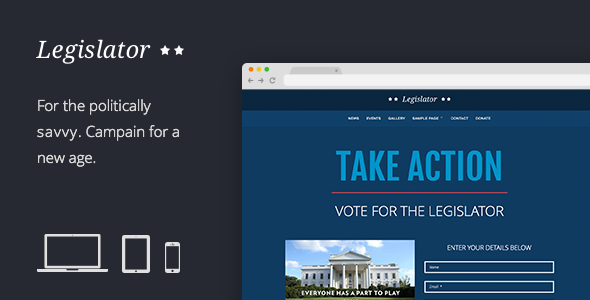 legislator-political-wordpress-campaign