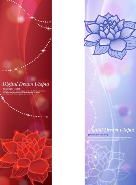 shiny-creative-2-brochure-templates-with-lotus