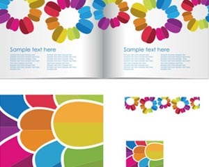 Free Brochure Vector Design Templates DesignMaz - Brochure booklet templates