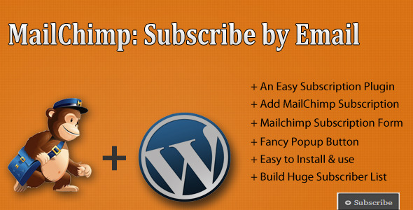 subscribe-by-mailchimp-wordpress-plugin