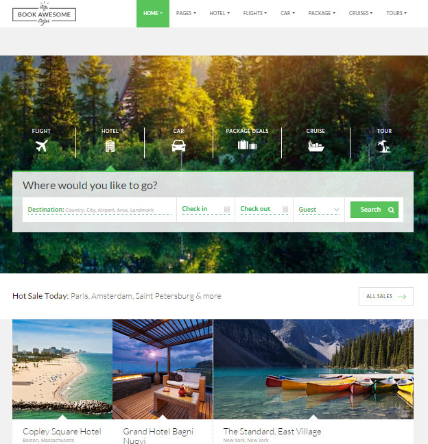 Book-Awesome-Trip-Travel-Booking-Site-Template