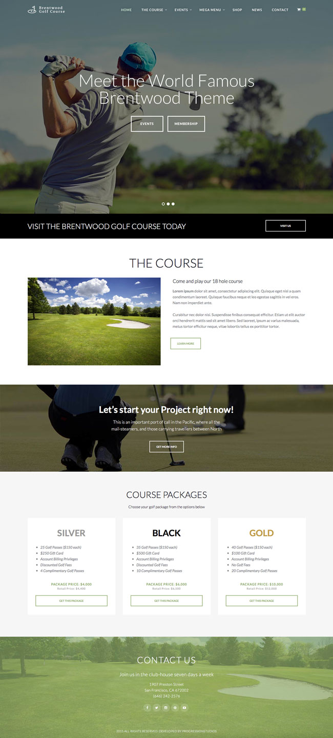 Brentwood-Golf-Course-Wordpress-Theme