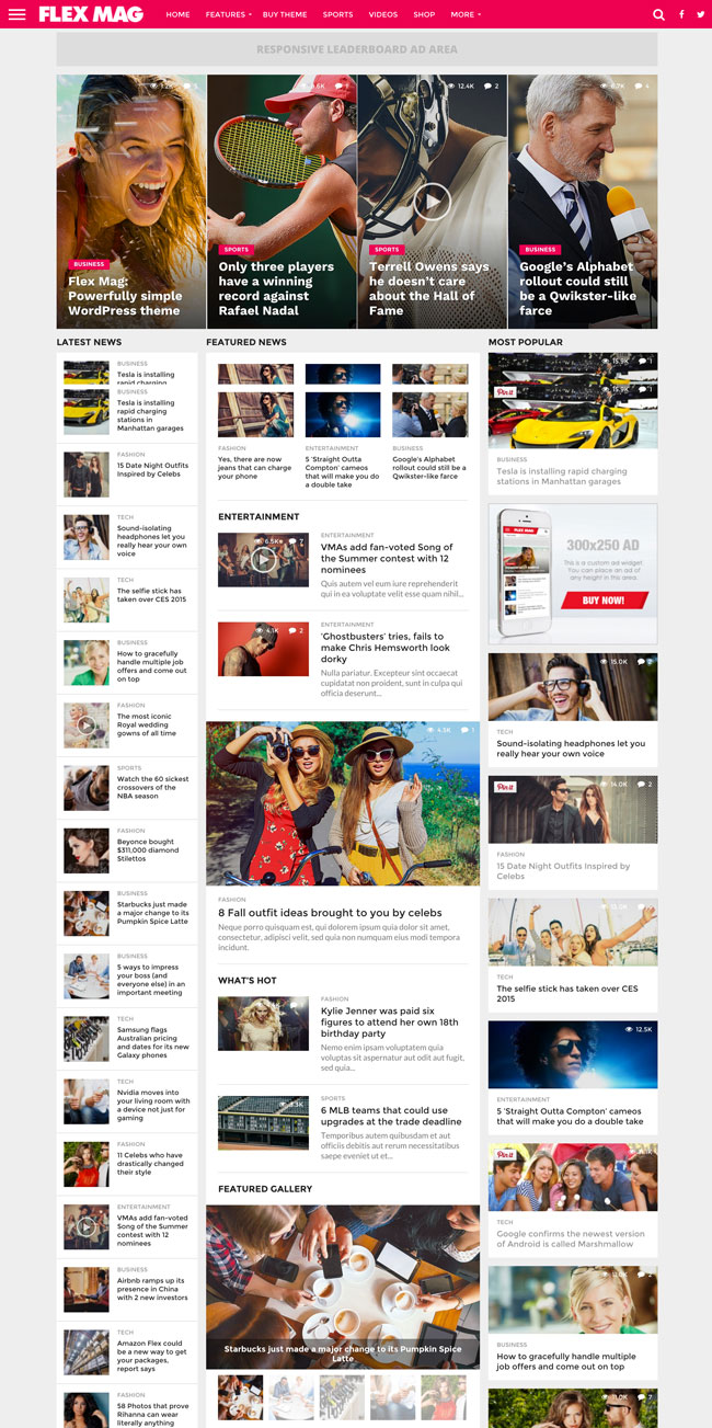 Flex-Mag-Responsive-Flat-WordPress-News-Theme