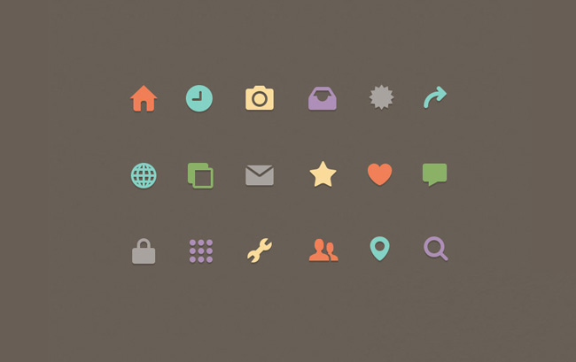 Freebee Icons