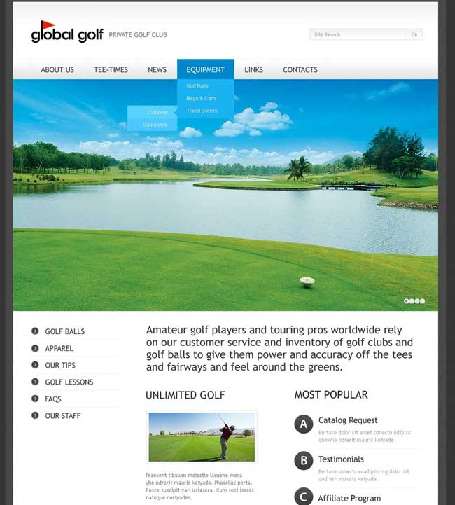 Global-Gold---Golf-WordPress-Theme