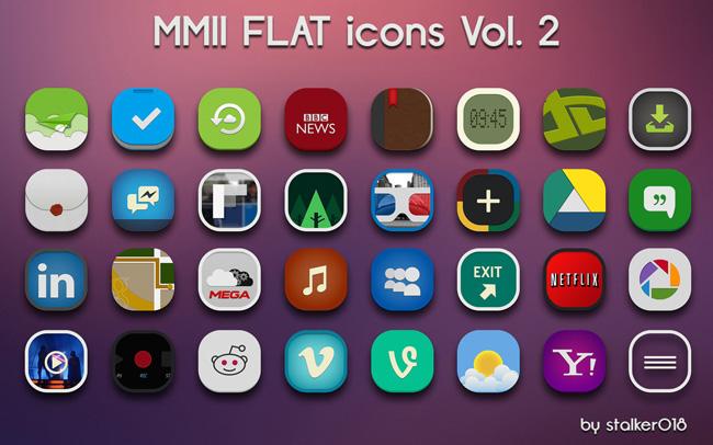 MMII-Flat-Icon-Set