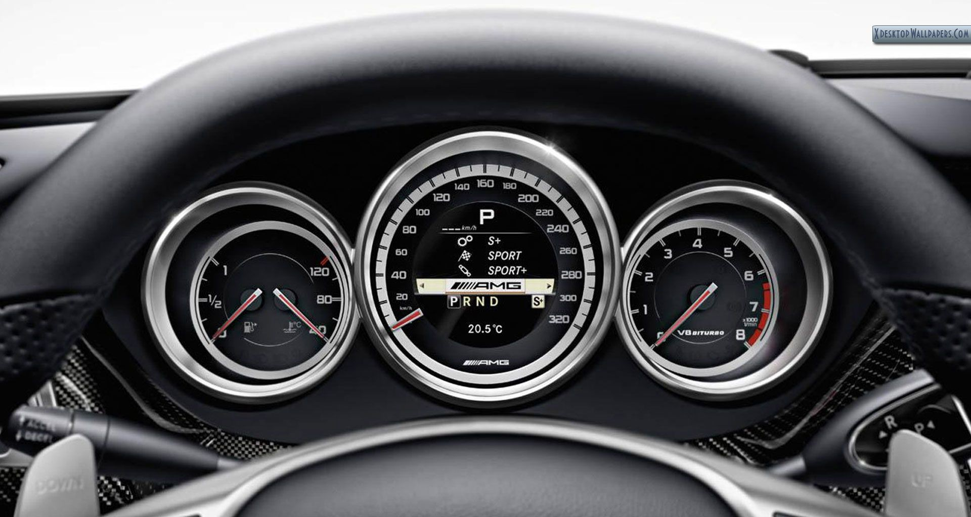 Mercedes-CLS63-AMG-Dashboard