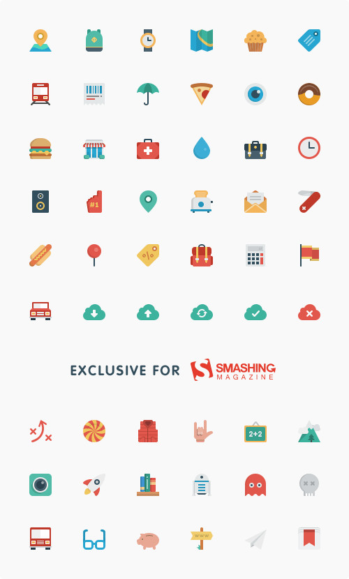 Smallicons Icon Set