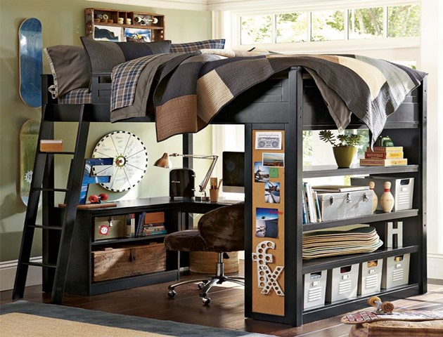 bedroom for boys