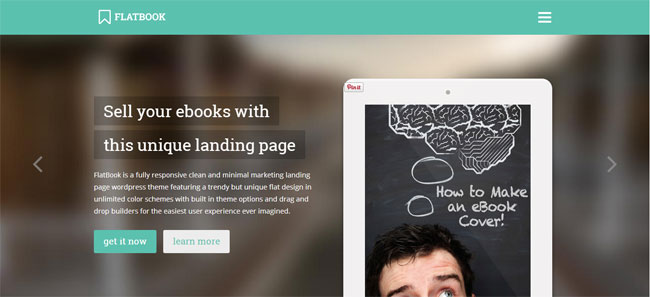 flatbook-flat-ebook-selling-wordpress-theme