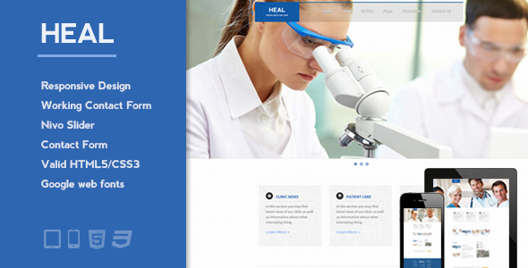 html-responsive-medical-health-templates
