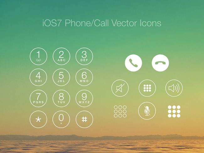 ios7-phonecall-vector-icons