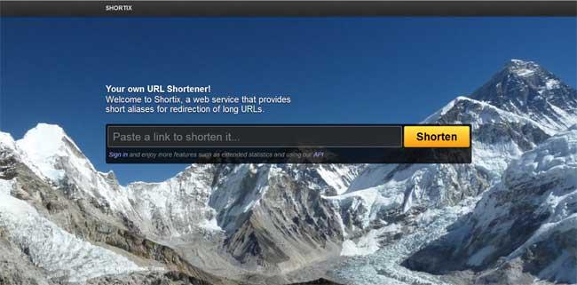 shortix-url-shortener