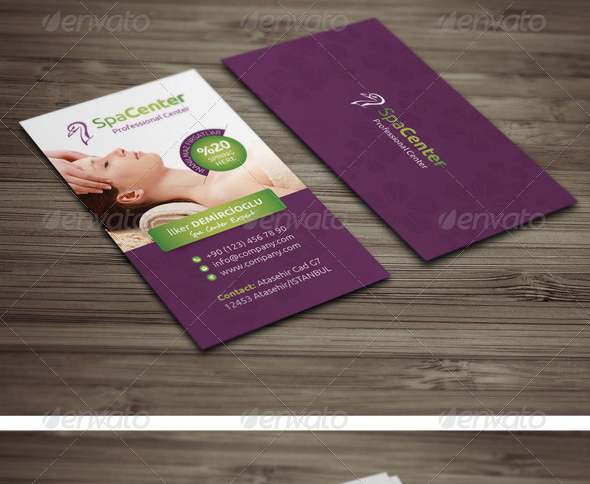 spa-house-business-card-templates