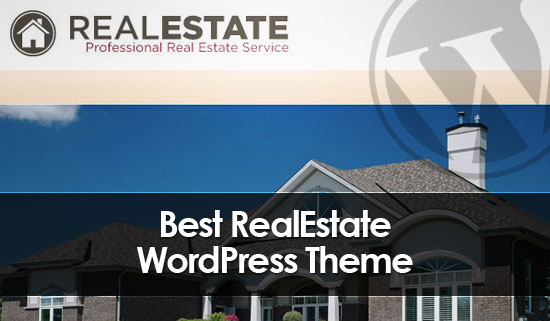 40+ Best WordPress Responsive Themes for Real Estate