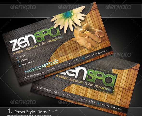 zen-spa-business-card-set