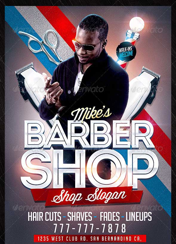 Barbershop-Flyer-Template