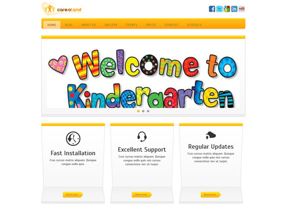 Caresland-PRO-Kindergarten-WordPress-Theme