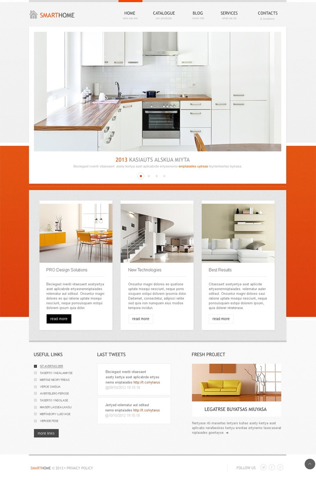 Elegant-Interior-WordPress-Theme