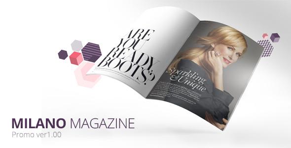 Milano Magazine Promo