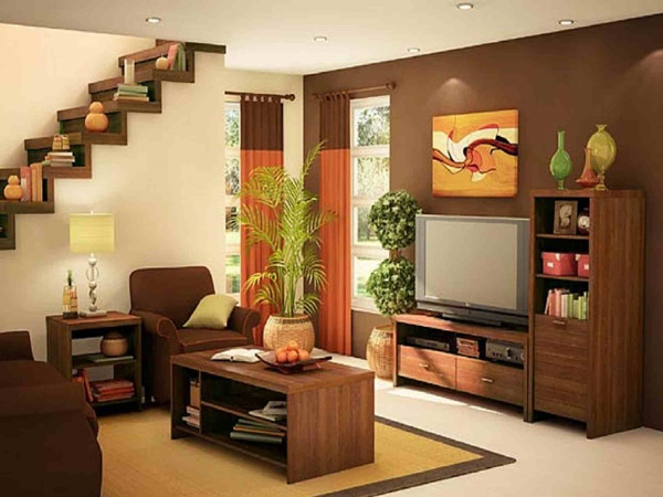 Ideal Design  For Low Budget Living Rooms