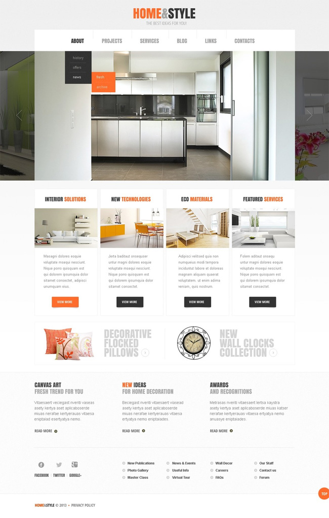 White-Interior-Design-WordPress-Theme