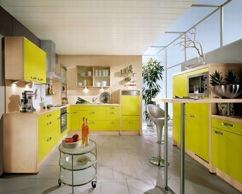 15 Amazing Modern Designs For Kitchens Designmaz