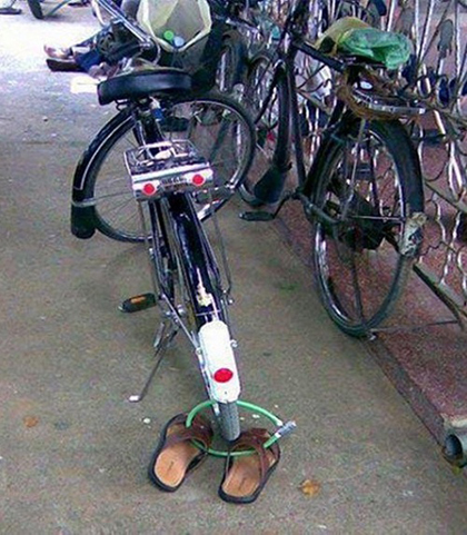 bicycle-sandals