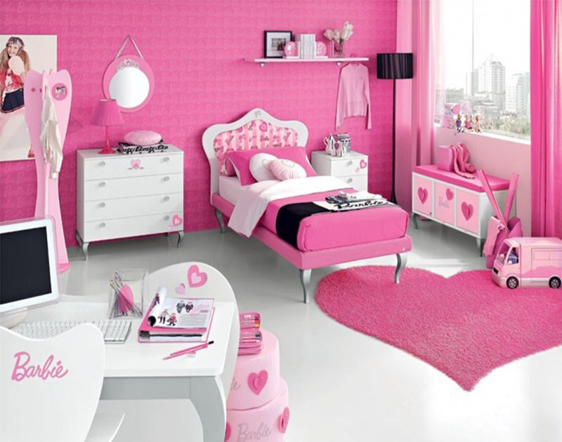 15 Ideal Bedroom Designs For Teenager Girls Designmaz